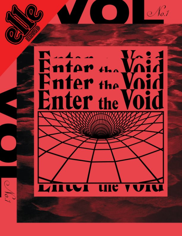 View elle brand zine vol 1: enter the void by BOLTHOUSE