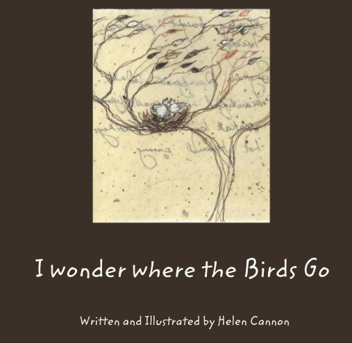 View I wonder where the Birds Go by Helen Cannon
