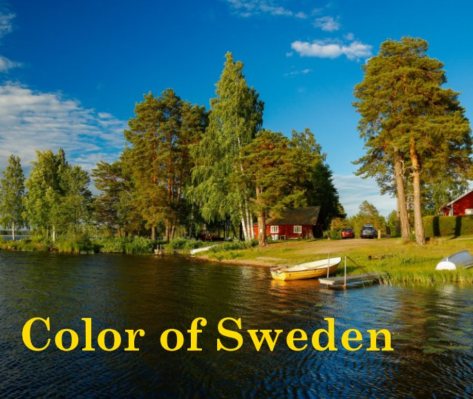 Visualizza Color of Sweden di Pierangelo Orizio