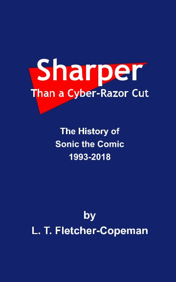 View Sharper than a Cyber-Razor Cut by L. T. Fletcher-Copeman