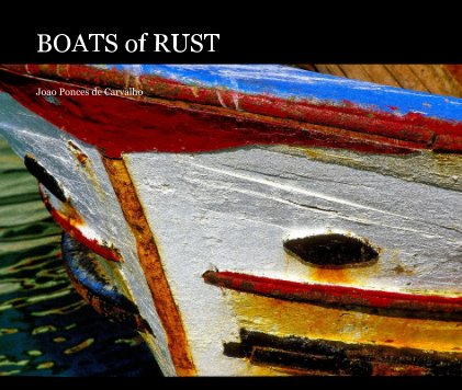 BOATS of RUST book cover