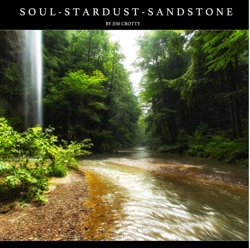 View Soul - Stardust - Sandstone by Jim Crotty