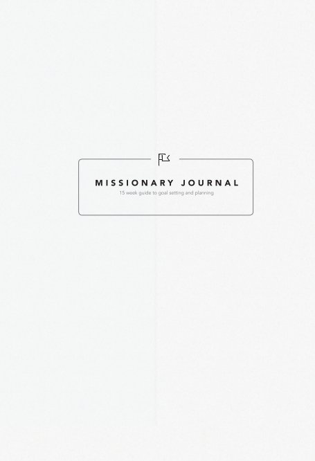 View Missionary Journal (Daily, Hardcover) by Underground Network