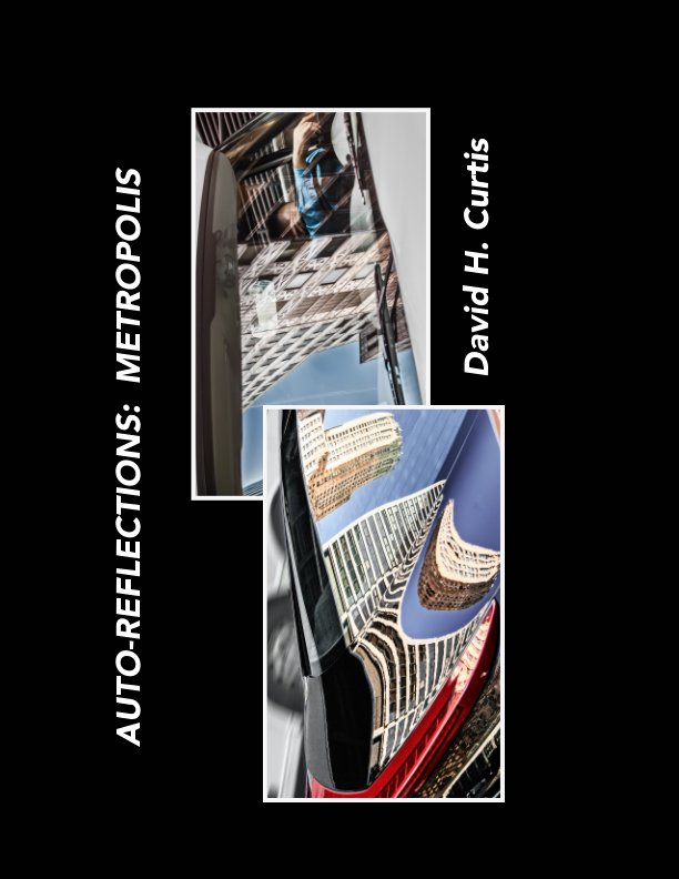 View Auto-Reflections: Metropolis by David H. Curtis