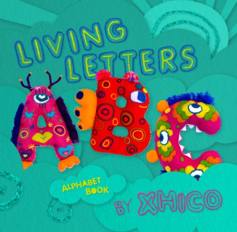 View Living Letters ABC by Xhico