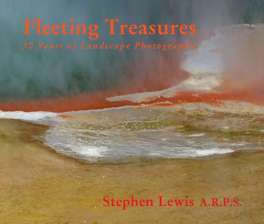 View Fleeting Treasures by Stephen Lewis. ARPS.
