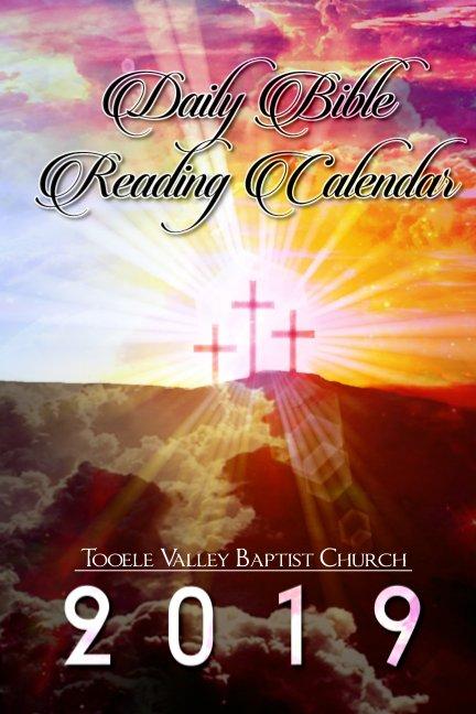 Bekijk Daily Bible Reading Calendar 2019 op Z. R. Benson