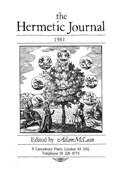 View The Hermetic Journal 1981 by Adam McLean