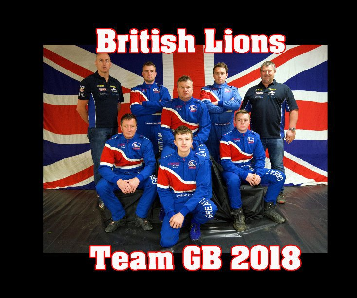 View British Lions, Team GB 2018 by Colin Casserley