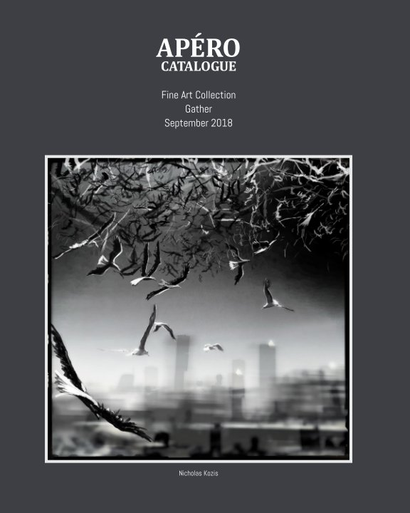 View APÉRO Catalogue - Softcover - Gather - September 2018 by EE Jacks