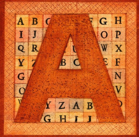 View Alphabet Book by Barbara Grant