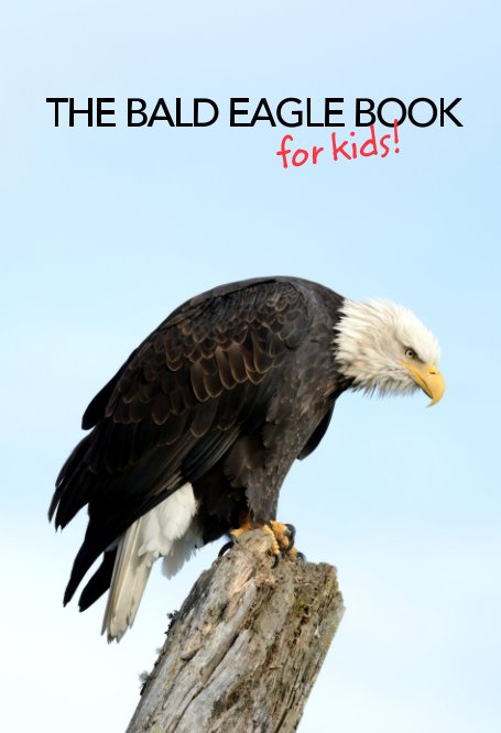 View The Bald Eagle Book for Kids! by AJ Harrison