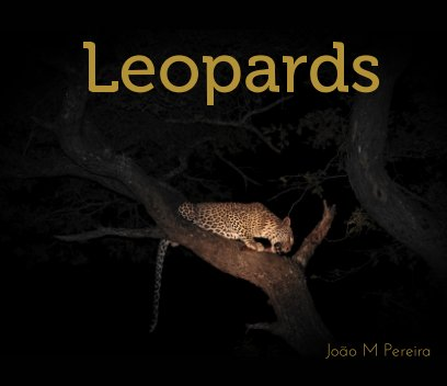 Leopards book cover