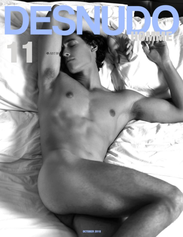 View Desnudo Homme Issue 11 by Desnudo Magazine