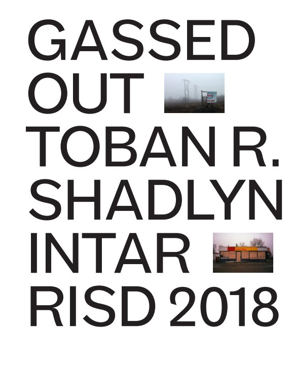 View Gassed Out by TOBAN SHADLYN