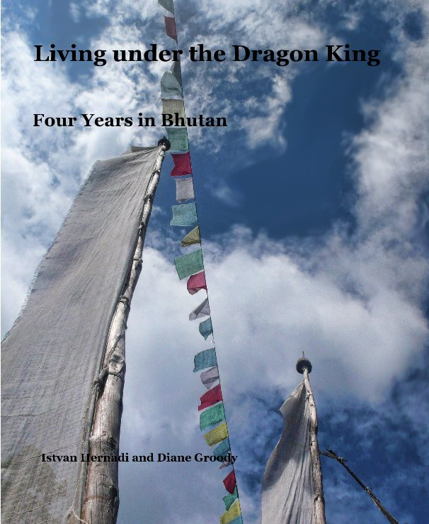 View Living under the Dragon King by Istvan Hernadi