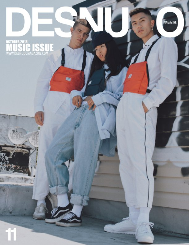 View ISSUE 11 (two) by Desnudo Magazine