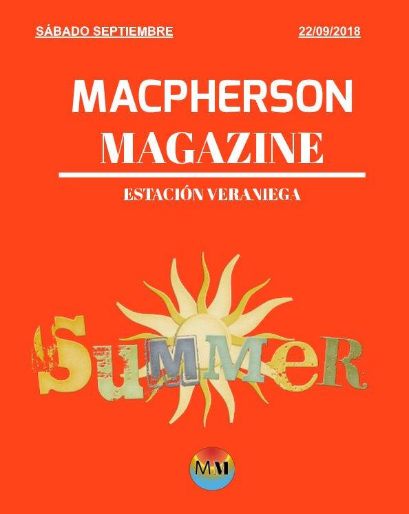 View Macpherson Magazine - Estación Veraniega (2018) by Macpherson Magazine