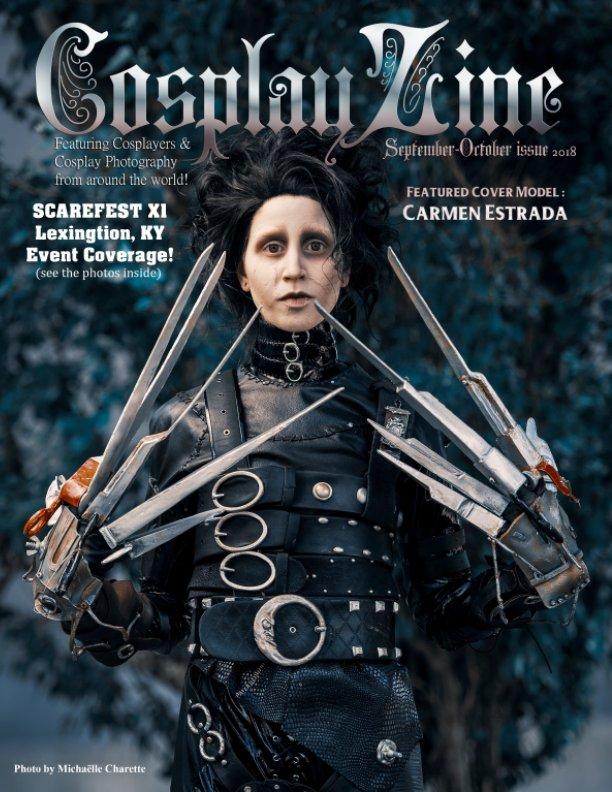 View CosplayZine Sept-Oct Issue by cosplayzine