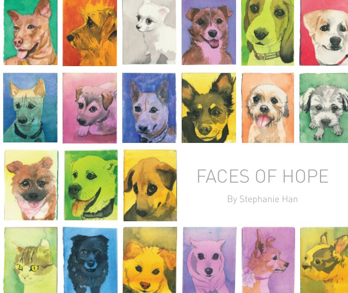 View Faces of Hope by Stephanie Han
