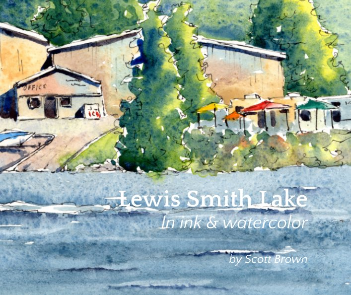 View Lewis Smith Lake by Scott Brown