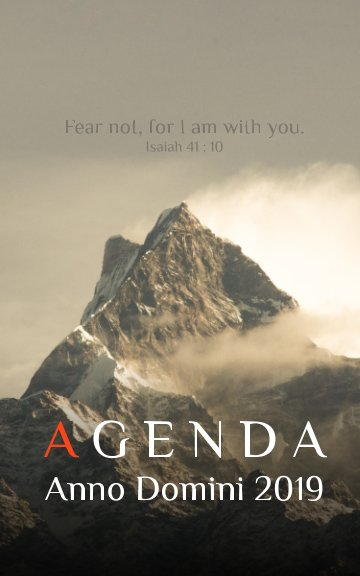 View Agenda AD 2019 (small softcover) by Ryan L. Mascarenhas