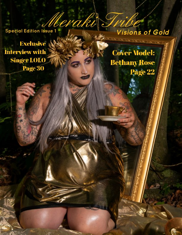 View Visions Of Gold - First Special Edition by Meraki Tribe