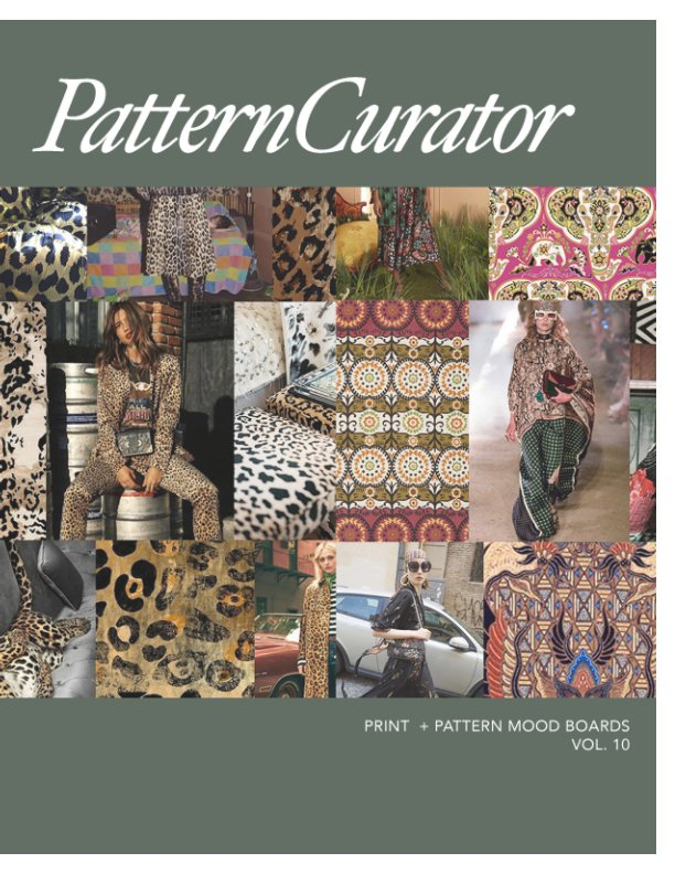 View Pattern Curator Print + Pattern Mood Boards Vol. 10 by Pattern Curator