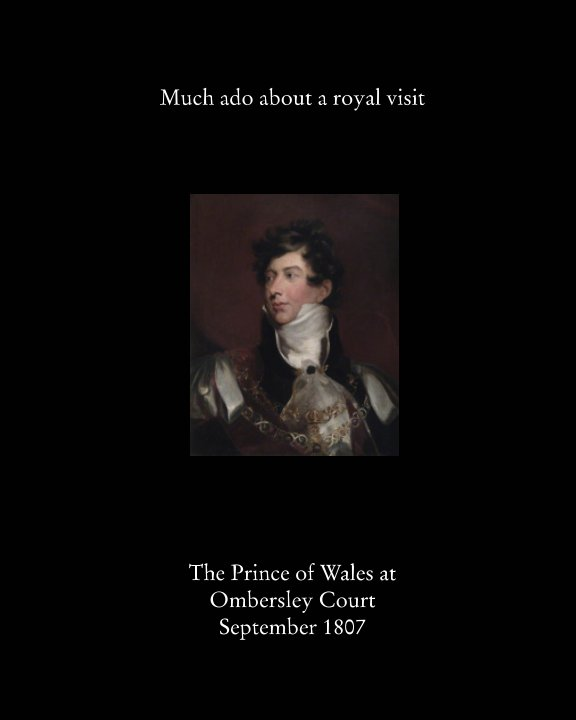 View Much ado about a royal visit by Martin Davis