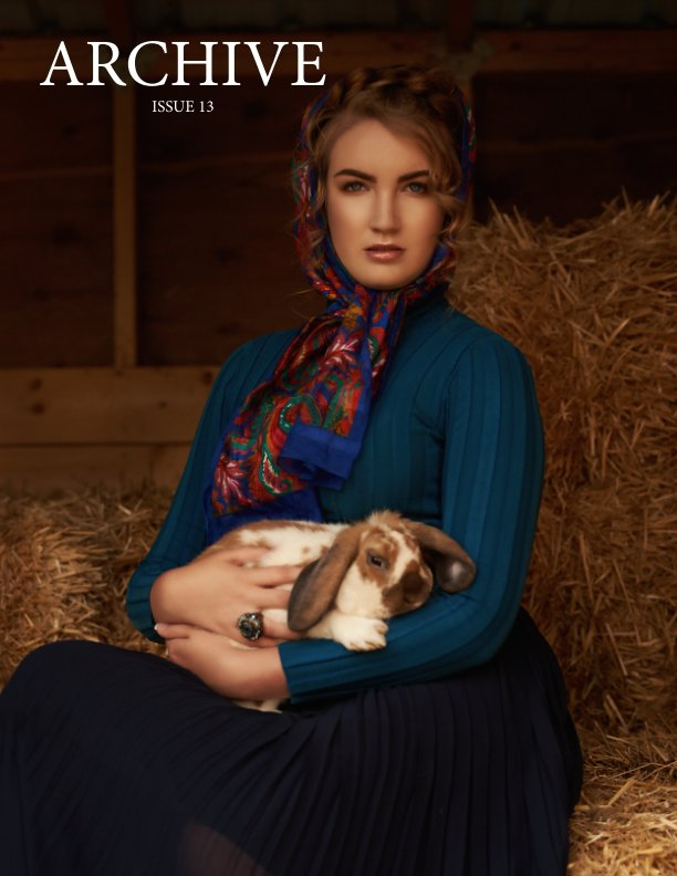 """View ARCHIVE ISSUE 13 """"Warm Autumn Tones"""" by TGS COLLECTIVE"""