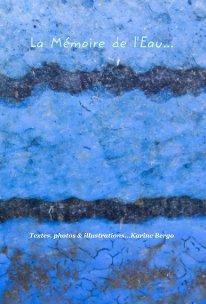 La Mémoire de l'Eau book cover