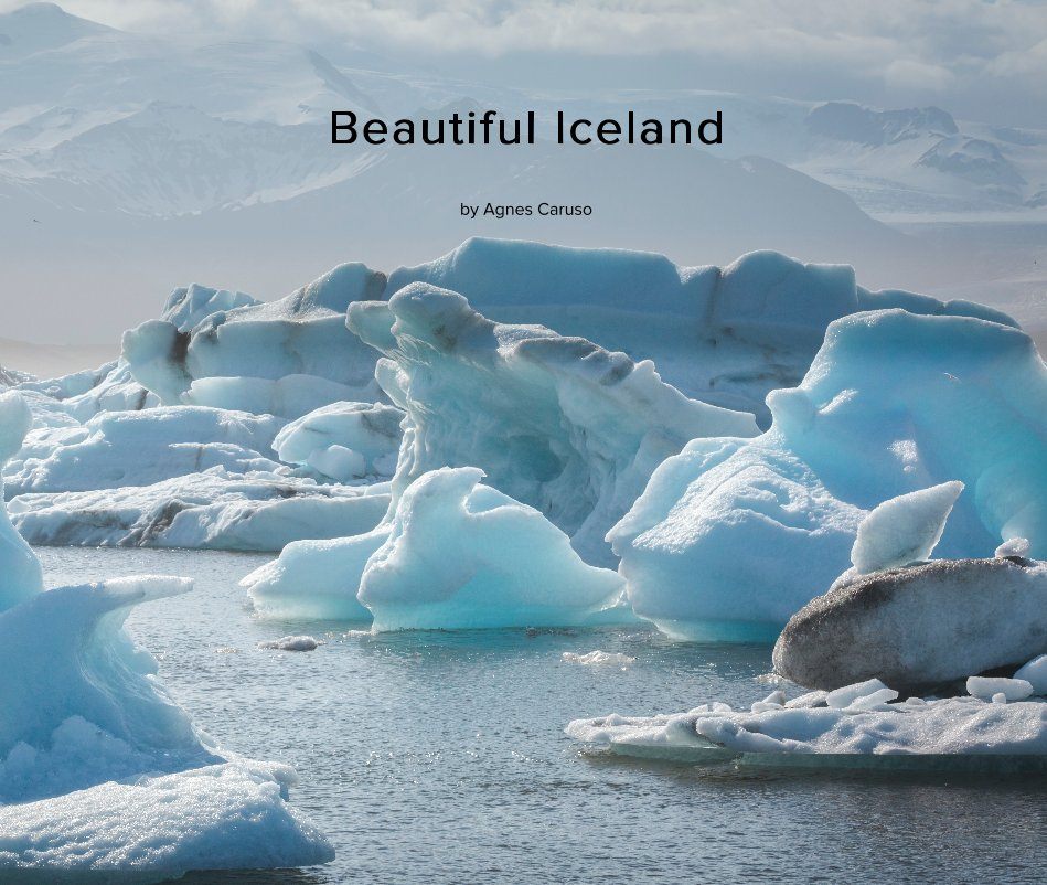 View Beautiful Iceland by Agnes Caruso