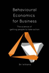 Behavioural Economics for Business book cover