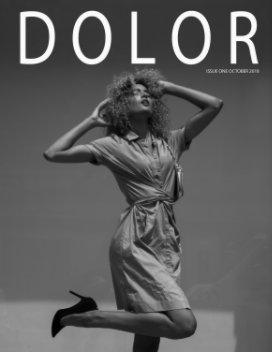 DOLOR Magazine volume ii book cover