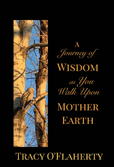 View A Journey of Wisdom as You Walk Upon Mother Earth by Tracy R. L. O'Flaherty