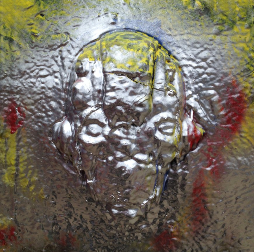 View Death Mask by Mark Goodman