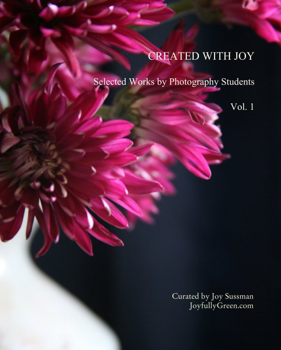 View Created with Joy by Curated by Joy Sussman
