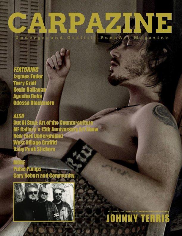 View Carpazine Art Magazine Issue Number 17 by Carpazine