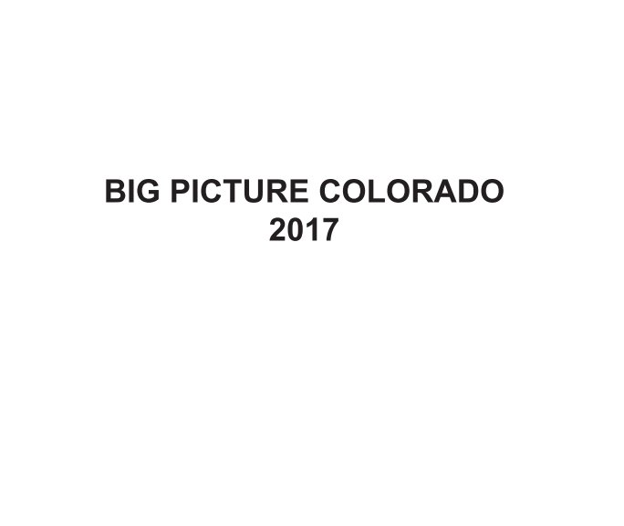 View The Big Picture 2017 by Mark Sink