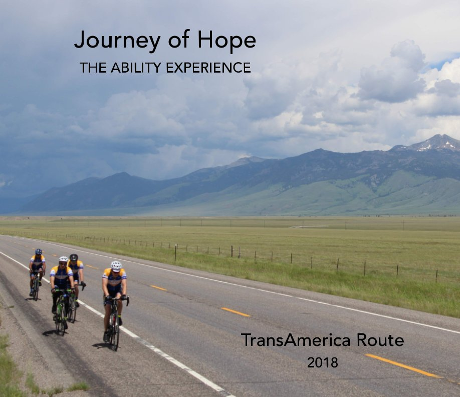View Journey of Hope - Trans Route 2018 by Roger Grabner