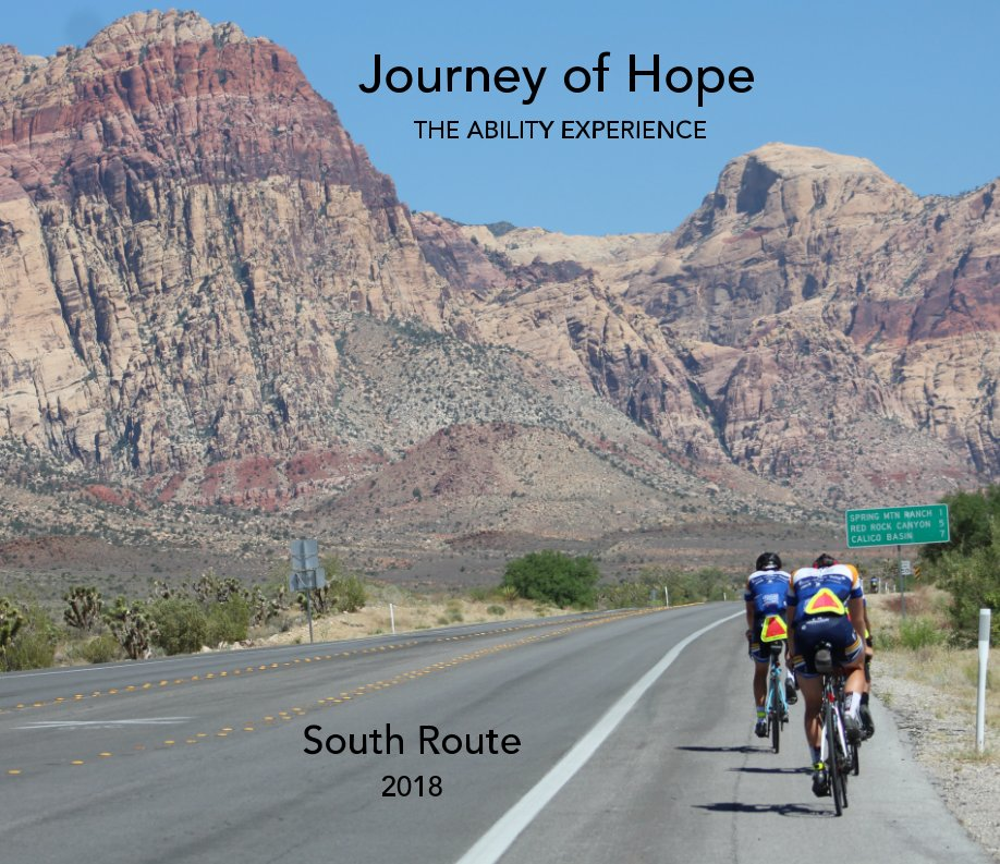 Visualizza Journey of Hope - South Route 2018 di Roger Grabner