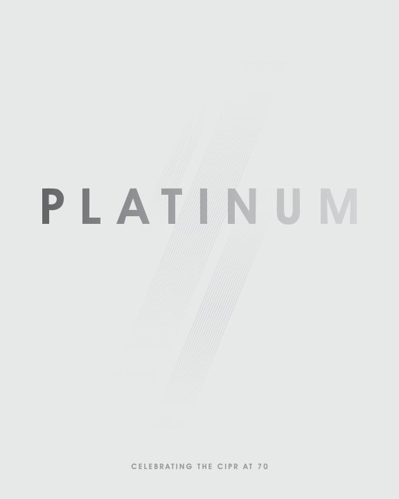 Platinum nach Stephen Waddington anzeigen