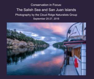 2018 Salish Sea: Conservation in Focus book cover