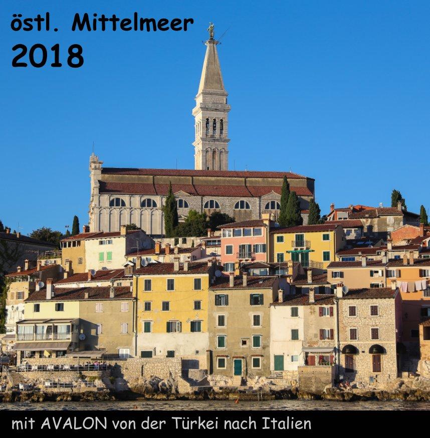 View östl. Mittelmeer 2018 by Karsten Müller
