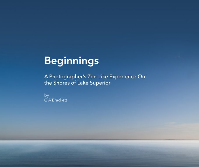 View The Beginnings Book 4 by Charles Brackett
