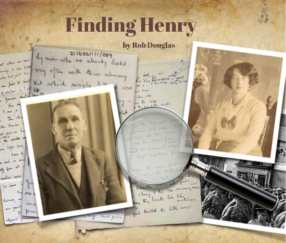 View Finding Henry by Rob Douglas