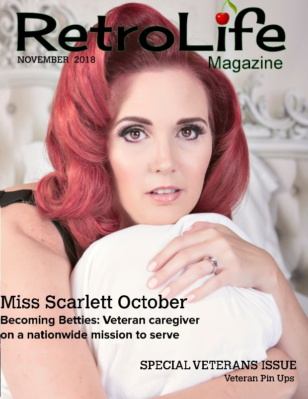 Bekijk RetroLife Magazine op Miss Lizzie DeVille