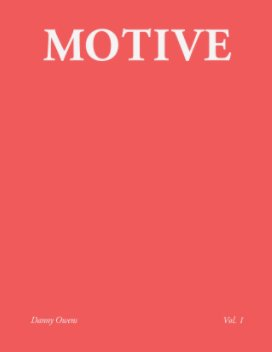 Motive book cover