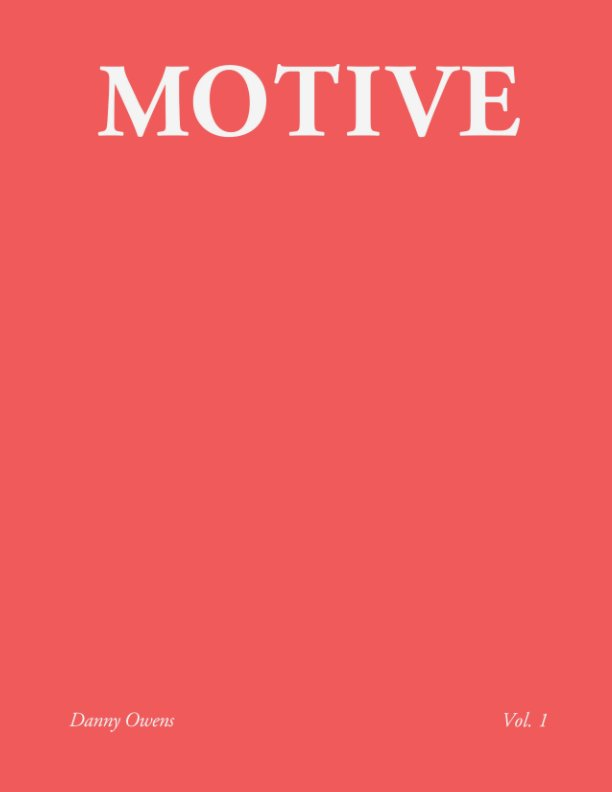 View Motive by Danny Owens