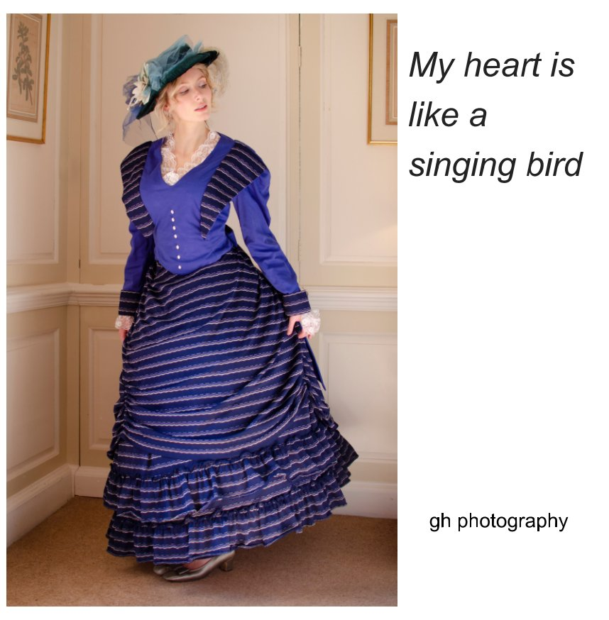 View My heart is like a singing bird by gh photography